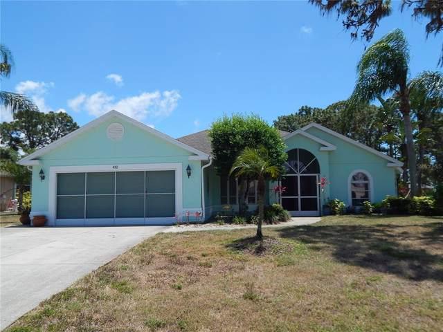 432 Rotonda Circle, Rotonda West, FL 33947 (MLS #D6118659) :: Armel Real Estate