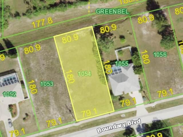 507 Boundary Boulevard, Rotonda West, FL 33947 (MLS #D6118769) :: Lockhart & Walseth Team, Realtors