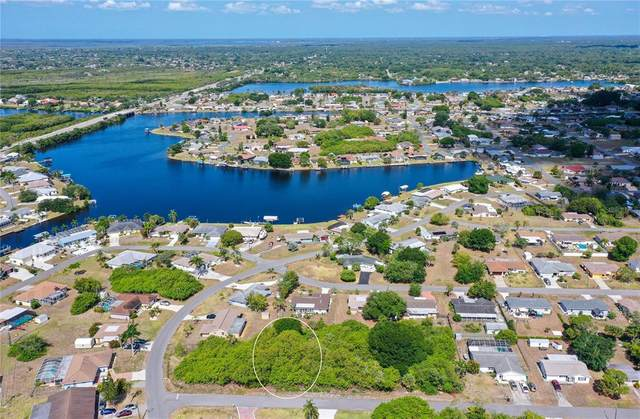 210 Shadow Street NW, Port Charlotte, FL 33952 (MLS #D6119085) :: Armel Real Estate