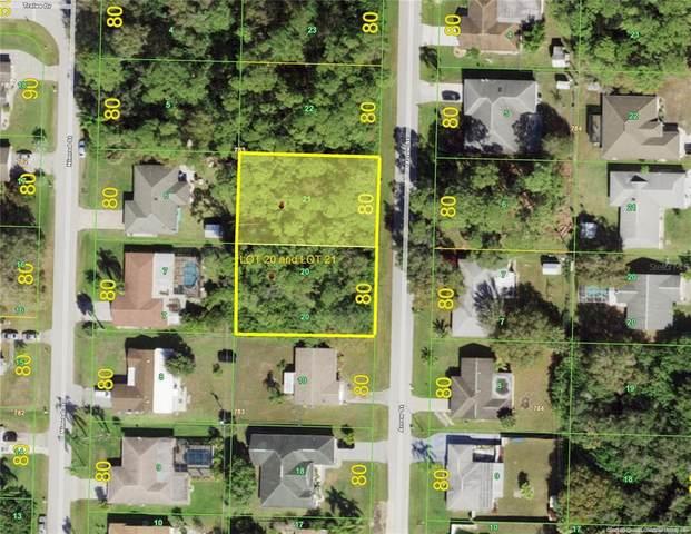 1333 and 1341 Arrow Street, Port Charlotte, FL 33952 (MLS #D6119326) :: Coldwell Banker Vanguard Realty