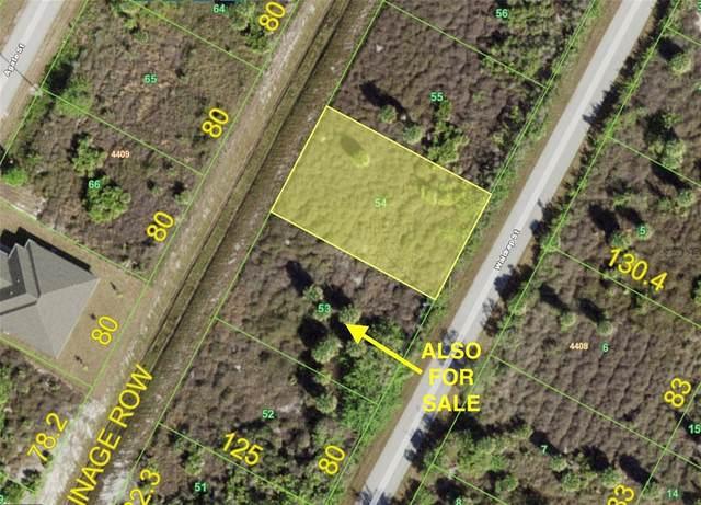 9195 Waldrep Street, Port Charlotte, FL 33981 (MLS #D6119331) :: Coldwell Banker Vanguard Realty
