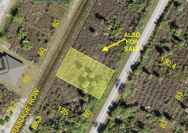 9203 Waldrep Street, Port Charlotte, FL 33981 (MLS #D6119332) :: Coldwell Banker Vanguard Realty