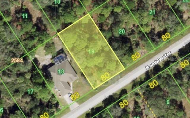1471 Rambler Terrace, Port Charlotte, FL 33953 (MLS #D6119554) :: The Price Group