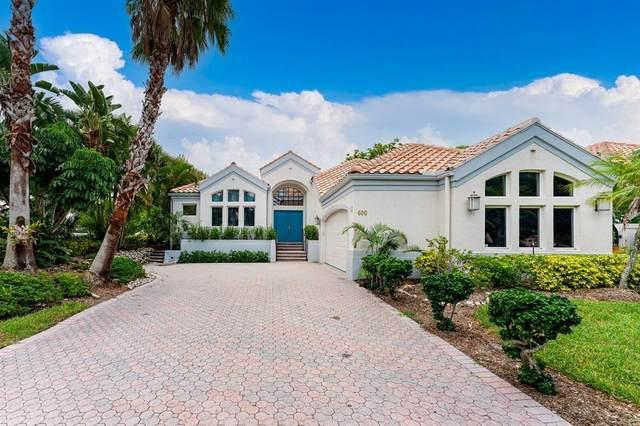 600 Weston Pointe Court, Longboat Key, FL 34228 (MLS #D6120333) :: Medway Realty