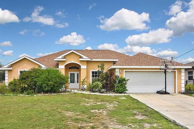 154 Mariner Lane, Rotonda West, FL 33947 (MLS #D6120818) :: The Hustle and Heart Group