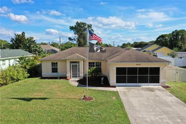 5434 Guidepost Terrace, Port Charlotte, FL 33981 (MLS #D6121756) :: Everlane Realty