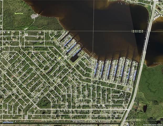 5167 Ellsworth Terrace, Port Charlotte, FL 33981 (MLS #D6121770) :: Lockhart & Walseth Team, Realtors