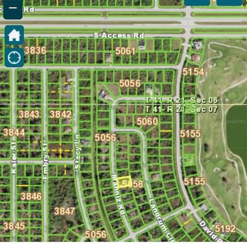 7072 Manniz Road, Port Charlotte, FL 33981 (MLS #D6121899) :: RE/MAX Marketing Specialists