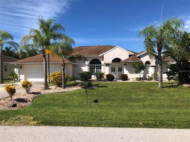 176 Broadmoor Lane, Rotonda West, FL 33947 (MLS #D6121942) :: Century 21 Professional Group