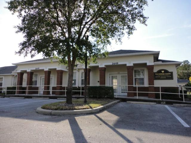 2649 Windguard Circle #101, Wesley Chapel, FL 33544 (MLS #E2201034) :: Team Bohannon Keller Williams, Tampa Properties