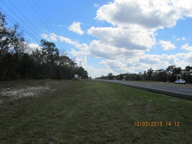 18172 Commercial Way, Weeki Wachee, FL 34614 (MLS #E2201247) :: The Duncan Duo Team