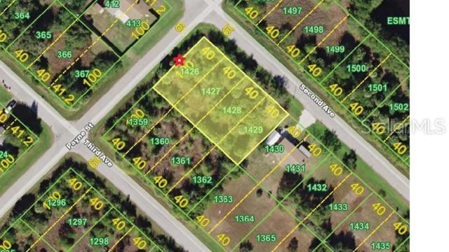 11309 2ND Avenue, Punta Gorda, FL 33955 (MLS #E2401116) :: The Edge Group at Keller Williams