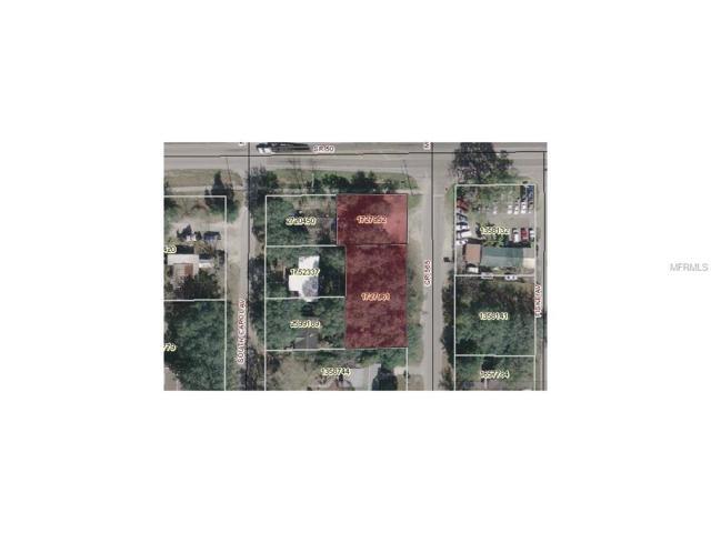Southwest Corner Of Highway 50 & Bay Lake Road, Mascotte, FL 34753 (MLS #G4807622) :: Griffin Group