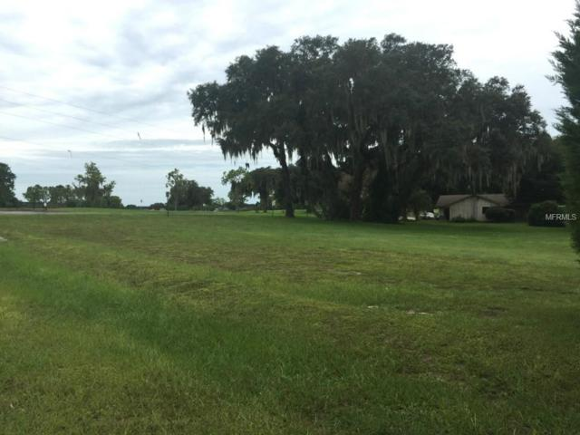 Cr 122 Club Dr., Wildwood, FL 34785 (MLS #G4817888) :: Delgado Home Team at Keller Williams