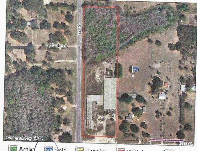 State Road 33, Clermont, FL 34714 (MLS #G4824373) :: The Duncan Duo Team