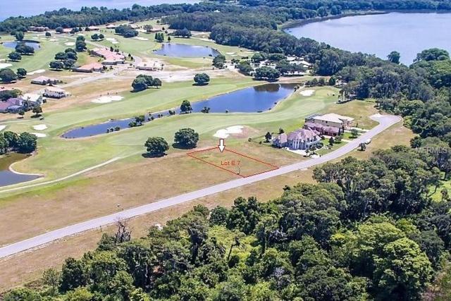 Lot E7 Live Oak Drive, Deer Island, FL 32778 (MLS #G4839688) :: Delgado Home Team at Keller Williams