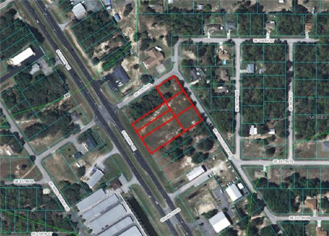SE Hwy 441/27 & 156 Place, Summerfield, FL 34491 (MLS #G4842528) :: The Duncan Duo Team