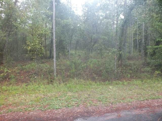 Nw Aspen Lane, Dunnellon, FL 34431 (MLS #G4846893) :: The Duncan Duo Team
