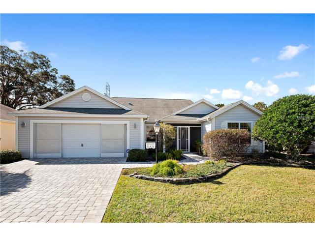 16826 SE 85TH SAPELO Court, The Villages, FL 32162 (MLS #G4849424) :: Realty Executives in The Villages