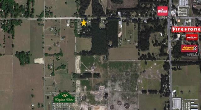 11726 County Road 207, Oxford, FL 34484 (MLS #G4850278) :: The Lockhart Team