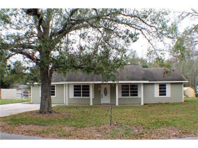 1340 Ardmore Road, Groveland, FL 34736 (MLS #G4850323) :: The Duncan Duo Team