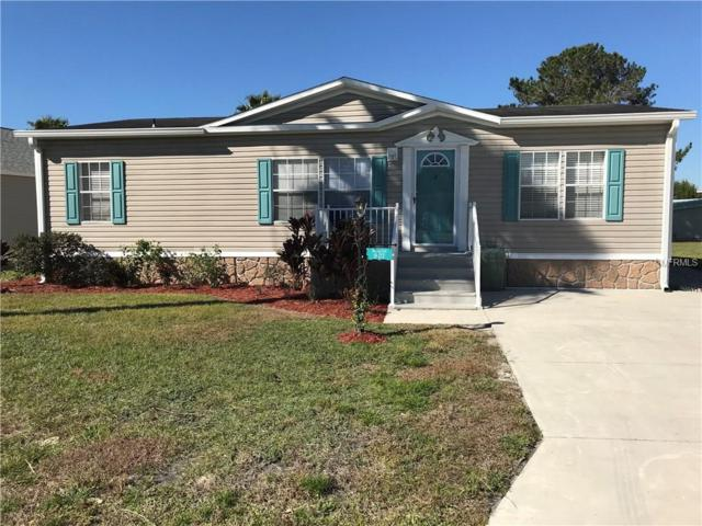 807 Silver Oak Avenue, The Villages, FL 32159 (MLS #G4850508) :: Realty Executives in The Villages