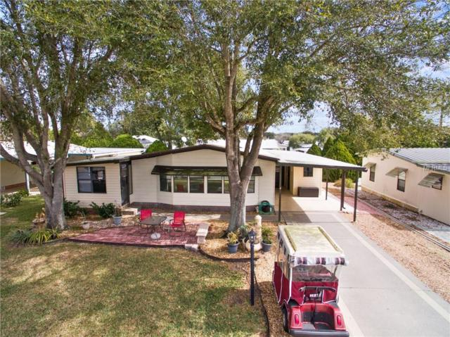 1015 Dustin Drive, The Villages, FL 32159 (MLS #G4852127) :: Realty Executives in The Villages
