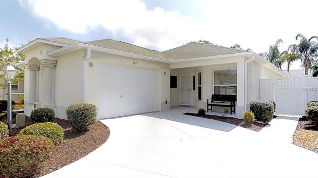538 Lystra Court, The Villages, FL 32162 (MLS #G4852213) :: The Duncan Duo Team