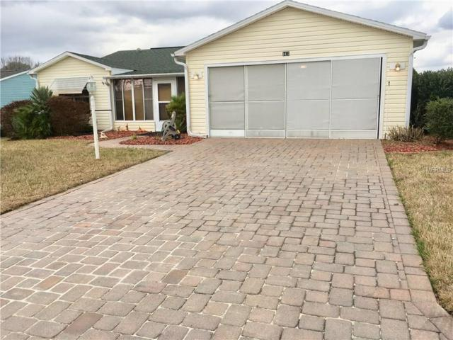 1411 Sonoma Lane, The Villages, FL 32159 (MLS #G4852467) :: Realty Executives in The Villages