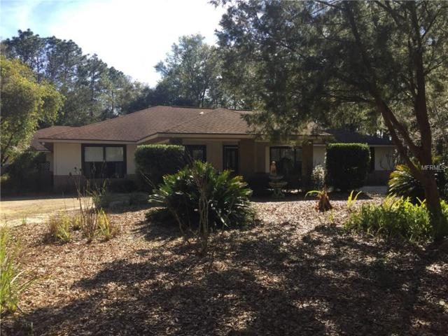 12810 SW 41ST Place, Ocala, FL 34481 (MLS #G4852561) :: The Duncan Duo Team