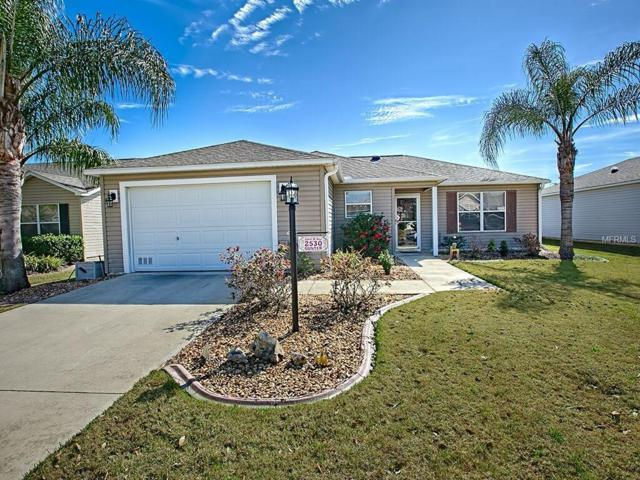 2530 Raintree Drive, The Villages, FL 32162 (MLS #G4852616) :: The Lockhart Team