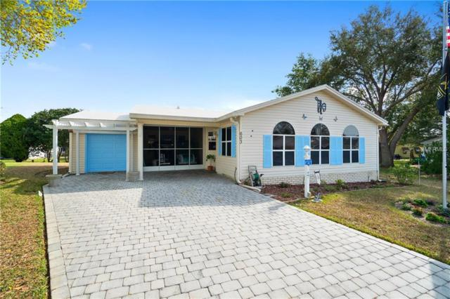 603 Santiago Court, The Villages, FL 32159 (MLS #G4852783) :: Realty Executives in The Villages