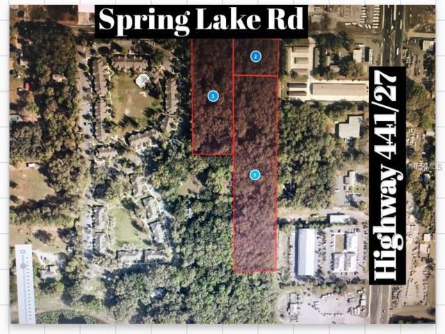 Spring Lake Road, Fruitland Park, FL 34731 (MLS #G4852972) :: Premium Properties Real Estate Services