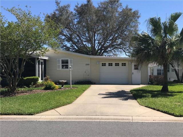1222 Zapata Place #14, The Villages, FL 32159 (MLS #G4854222) :: Realty Executives in The Villages