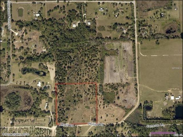 11501 Phillips Road, Groveland, FL 34736 (MLS #G4854738) :: The Duncan Duo Team