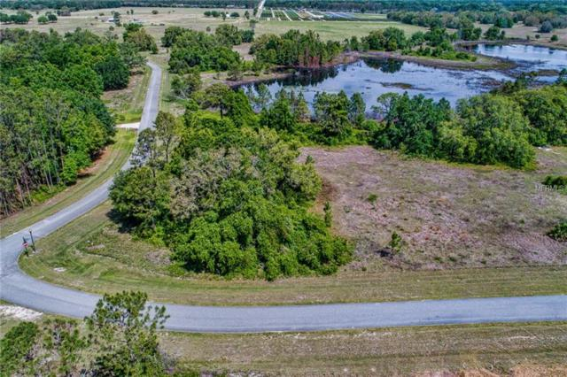 TBD (LOT 13) TROTTING HORSE Lane, Tavares, FL 32778 (MLS #G4854829) :: Team Suzy Kolaz
