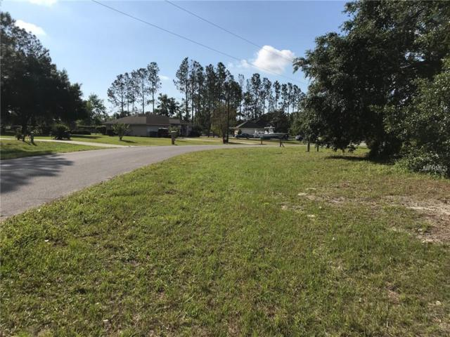 Lake Smith Road, Umatilla, FL 32784 (MLS #G4855113) :: Griffin Group