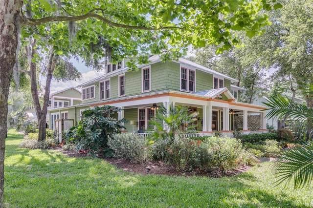 950 N Mcdonald Street, Mount Dora, FL 32757 (MLS #G5000579) :: Gate Arty & the Group - Keller Williams Realty Smart