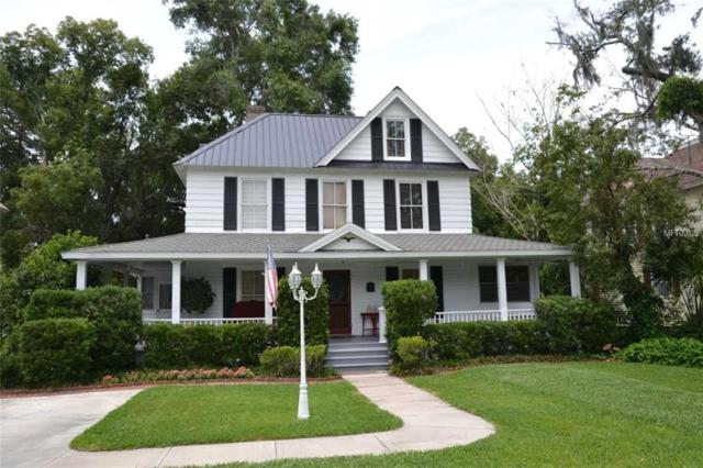 410 S Center Street, Eustis, FL 32726 (MLS #G5001943) :: The Price Group