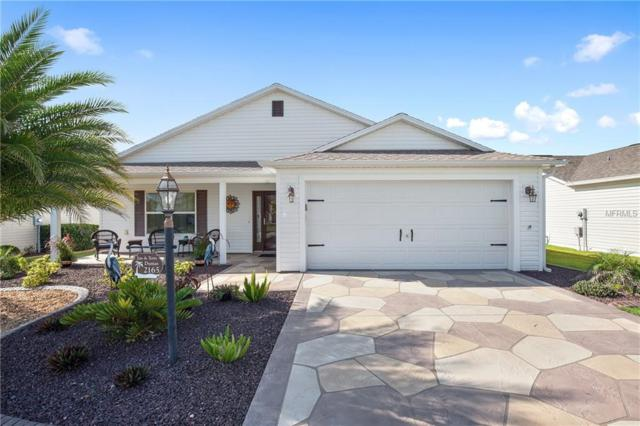 2165 Iveywood Street, The Villages, FL 32163 (MLS #G5002631) :: Realty Executives in The Villages