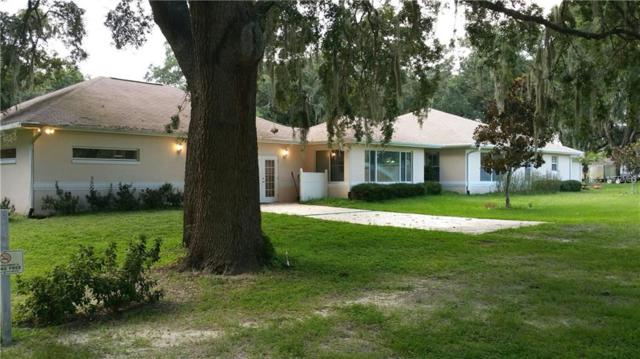 8201 180TH Street, Oxford, FL 34484 (MLS #G5002913) :: Griffin Group