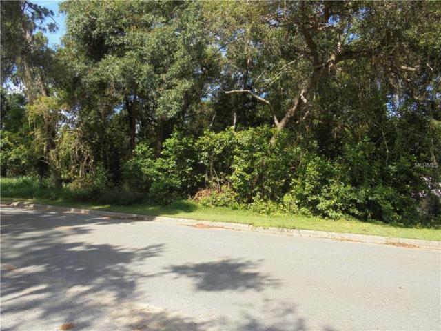 E Spring Lake Boulevard, Fruitland Park, FL 34731 (MLS #G5002971) :: The Lockhart Team