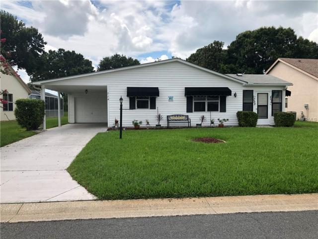 714 Vista Place, The Villages, FL 32159 (MLS #G5003400) :: Realty Executives in The Villages