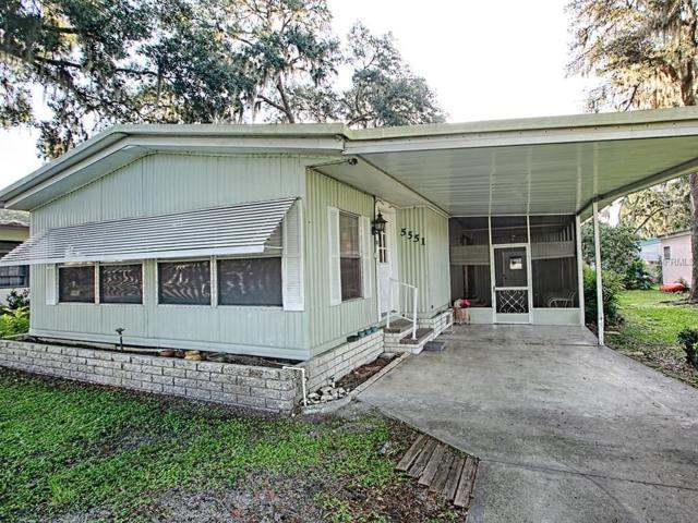 5551 Heritage Boulevard, Wildwood, FL 34785 (MLS #G5004080) :: The Duncan Duo Team