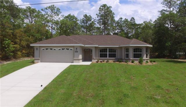 8961 N Lansen Way, Citrus Springs, FL 34433 (MLS #G5006070) :: Cartwright Realty