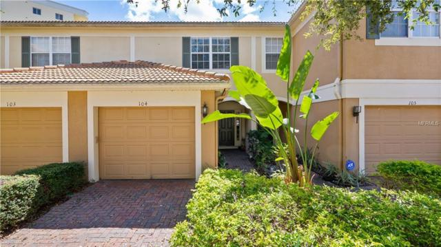 6342 Daysbrook Drive #104, Orlando, FL 32835 (MLS #G5006300) :: The Duncan Duo Team