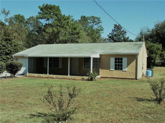 3 Cedar Drive, Ocala, FL 34472 (MLS #G5006510) :: Griffin Group