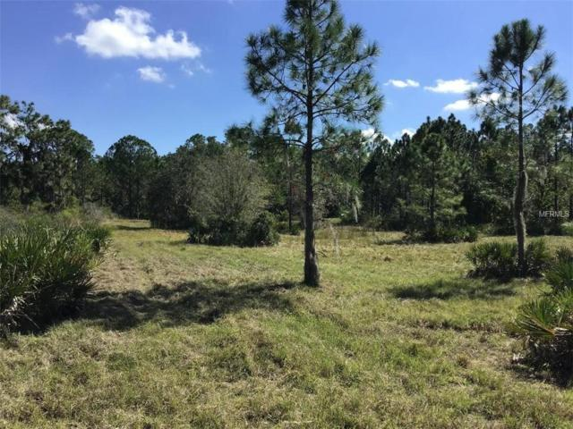 1115 416TH Court E, Myakka City, FL 34251 (MLS #G5006654) :: Cartwright Realty