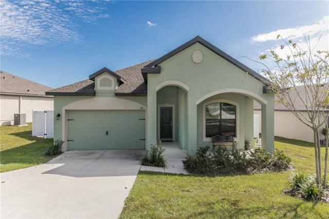 812 Laurel View Way, Groveland, FL 34736 (MLS #G5007979) :: Revolution Real Estate