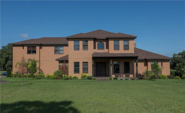 18801 Ranch Club Boulevard, Groveland, FL 34736 (MLS #G5007981) :: Team Bohannon Keller Williams, Tampa Properties